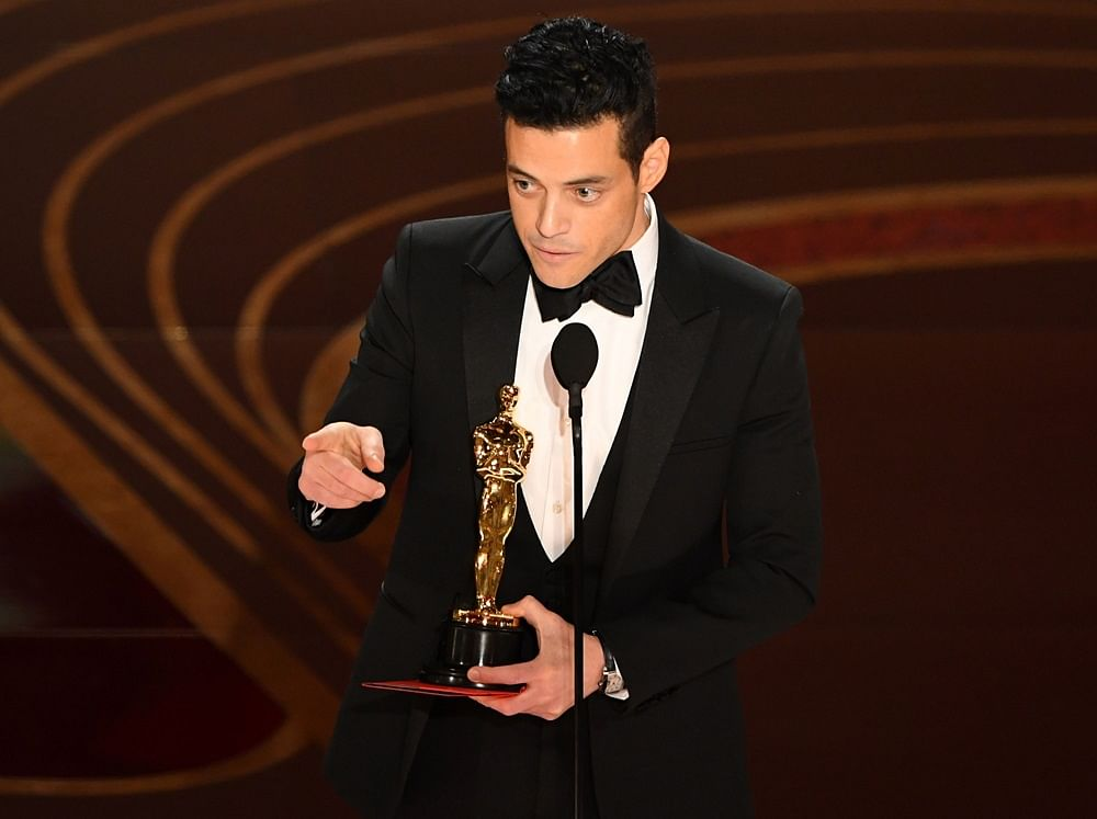 Oscars 2019: Rami Malek wins Best Actor for his performance in 'Bohemian Rhapsody'