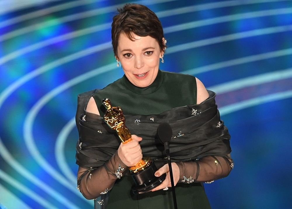 Olivia Colman bags Best Actress Oscar for 'The Favourite'