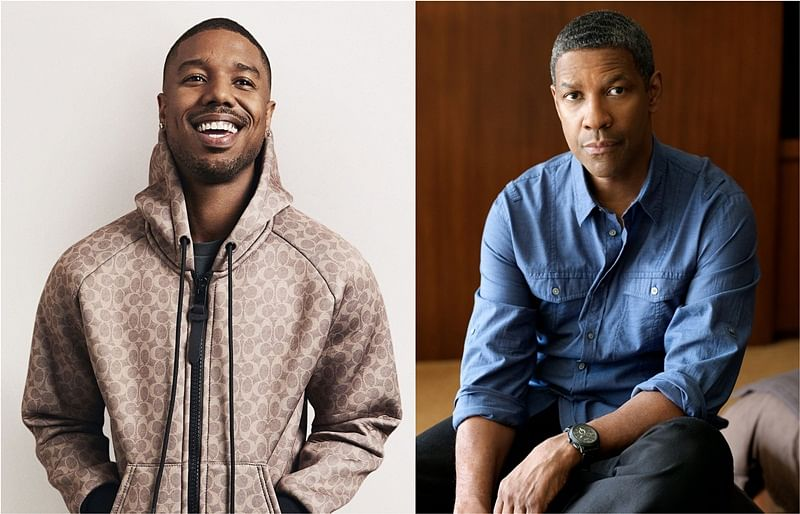 Michael B. Jordan in talks to star in Denzel Washington's 'Journal for Jordan'