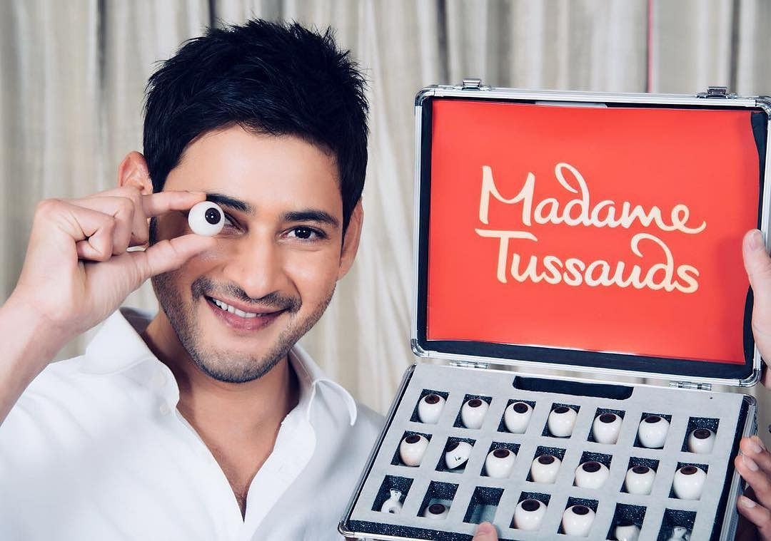 Mahesh Babu becomes first Indian celeb to have his Madame Tussauds wax statue migrated for a day