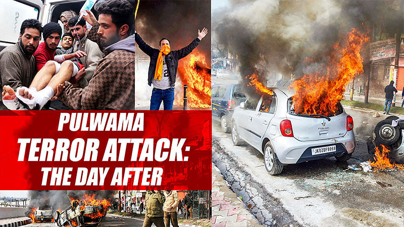 Pulwama terror attack: The day after