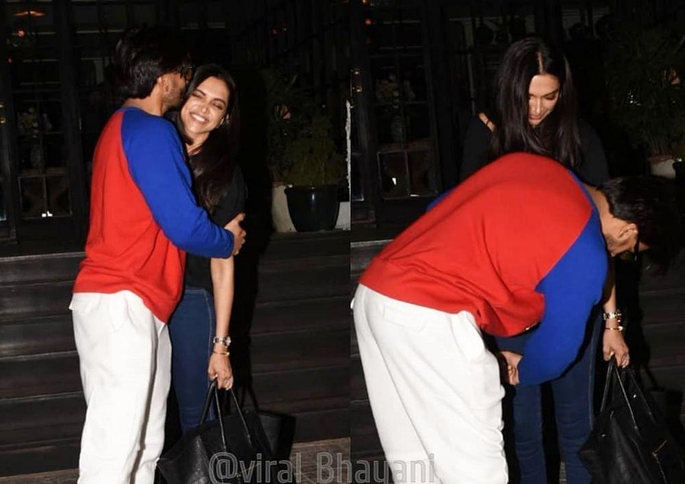 Viral video of Ranveer, Deepika indulging in PDA is unmissable