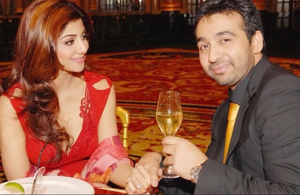 Shilpa Shetty shares her 'propose day' picture from 11 years ago with 'cookie' Raj Kundra