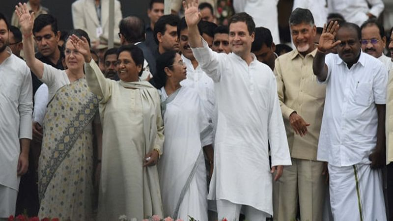 Opposition's pre-poll anti-BJP front may be called Progressive Peoples Alliance