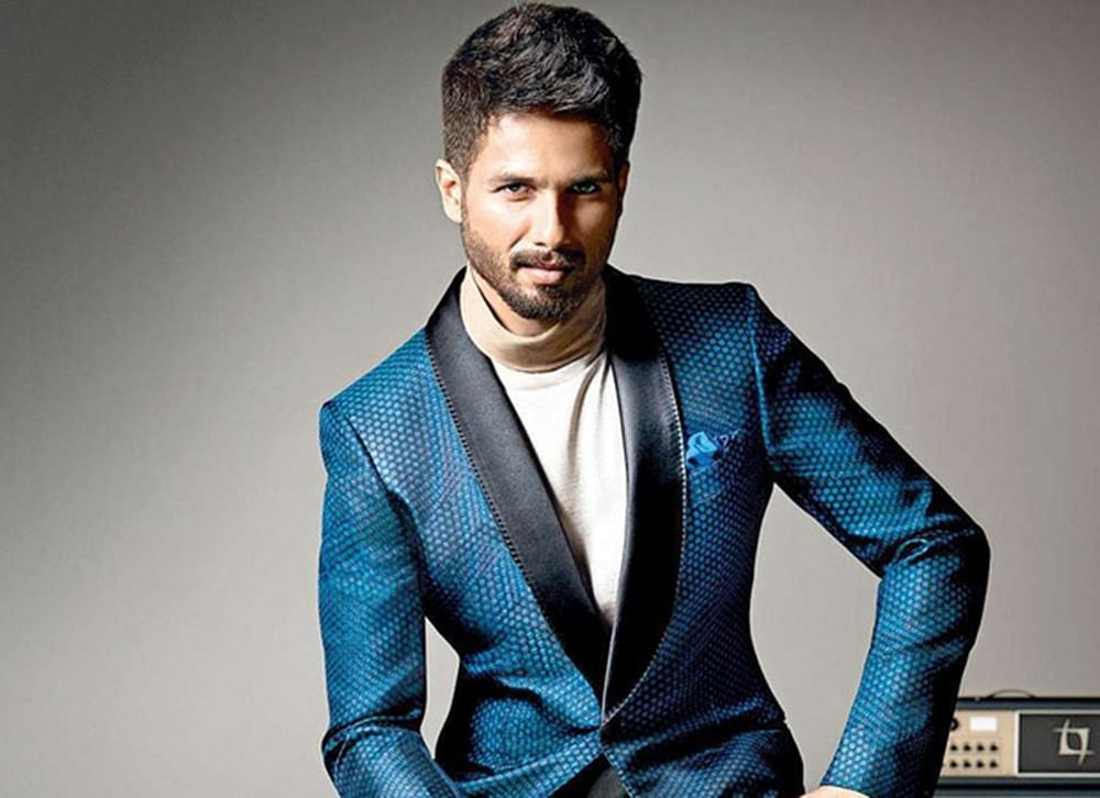 Shahid Kapoor turns producer with Dingko Singh biopic