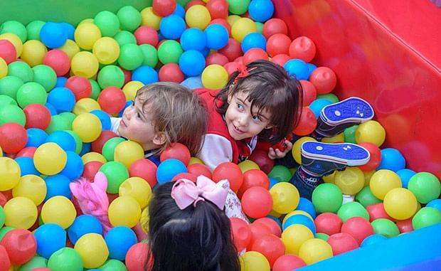 Inside Pics: Star kids Taimur Ali Khan, AbRam bonded with Yash and Roohi on their birthday