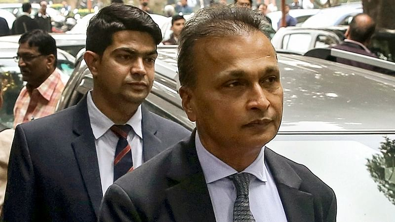 Chinese lenders demand USD 2.1 billion from Anil Ambani's Reliance Communications