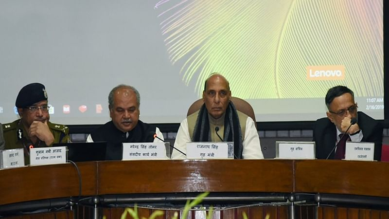All-party meet passes resolution condemning Pulwama attack, says 'support being given to terrorism from across border'