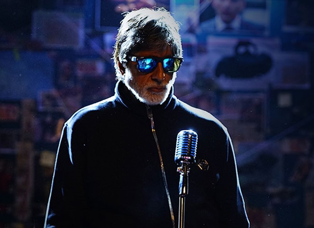 After Ranveer Singh, Amitabh Bachchan raps for his upcoming film