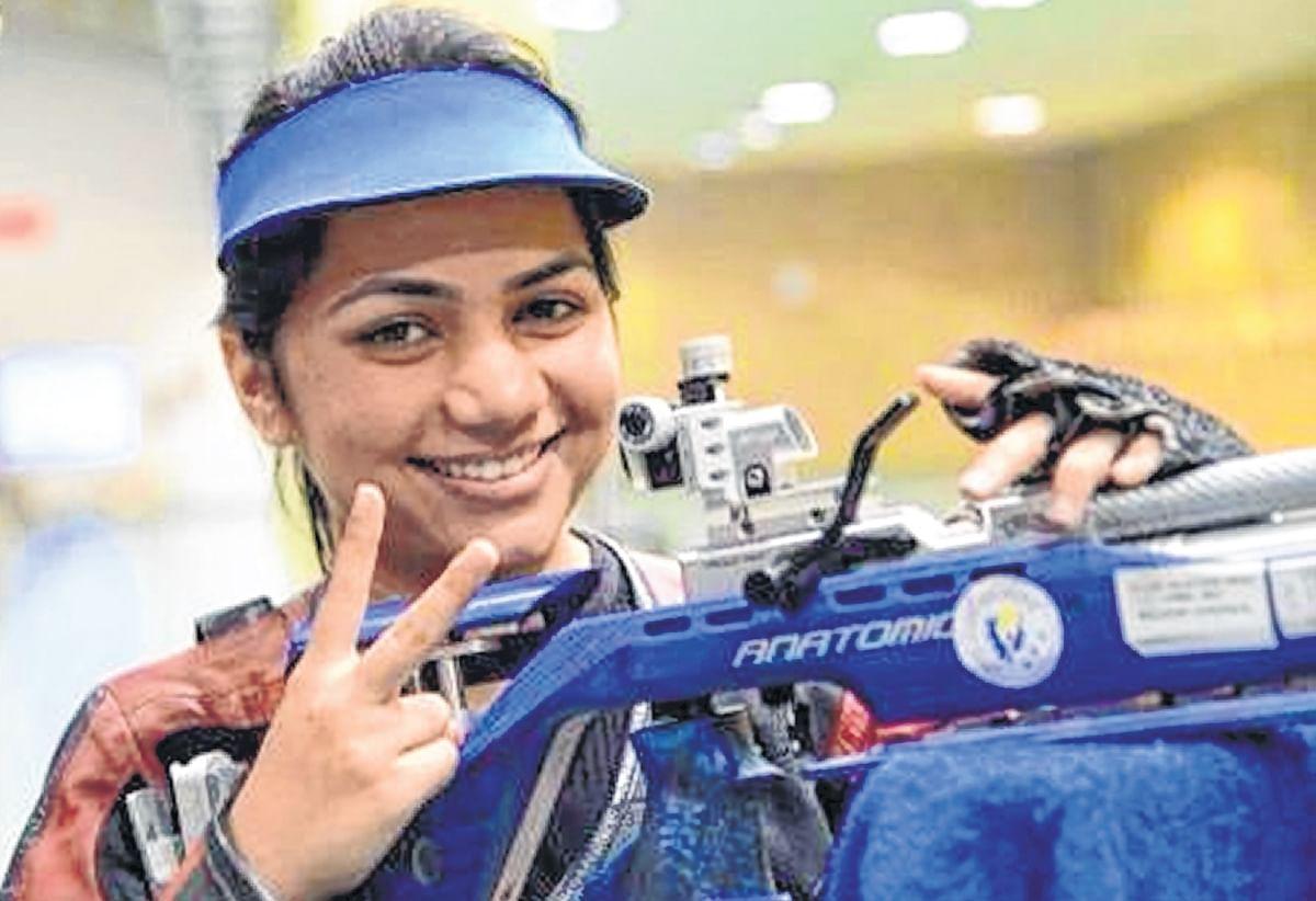 Perfect shot: Apurvi Chandela shatters world record