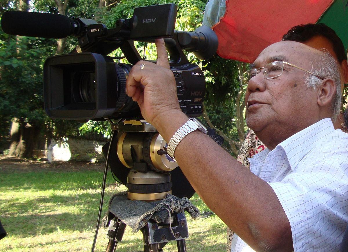 Manipuri filmmaker Aribam Syam Sharma returns Padma Shri in protest against Citizenship Bill