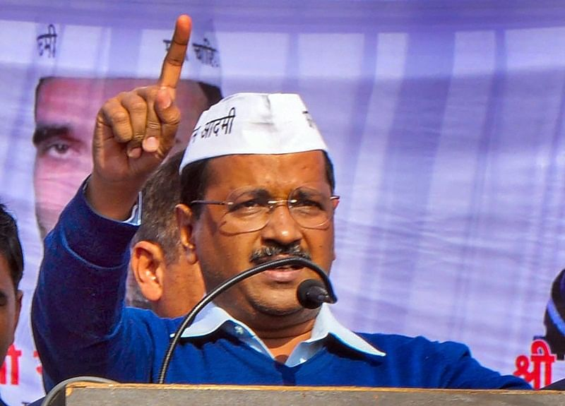 A disgraceful comment: Arvind Kejriwal