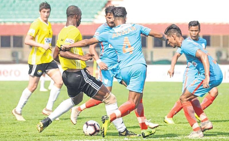 I-League: Kashmir stay unbeaten