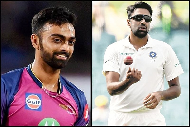 Face mask for bowlers! Ashwin, Unadkat bat for bowlers' safety post Ashok Dinda incident
