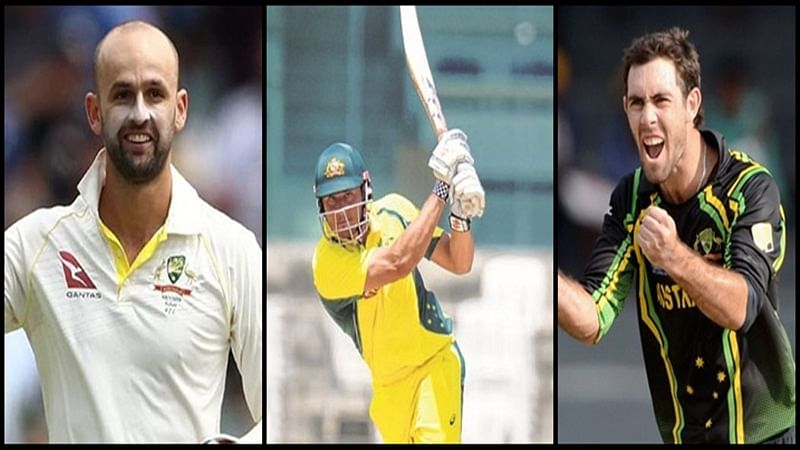 Australian Cricket Awards: Nathan Lyon, Marcus Stoinis, Glenn Maxwell receive top honours