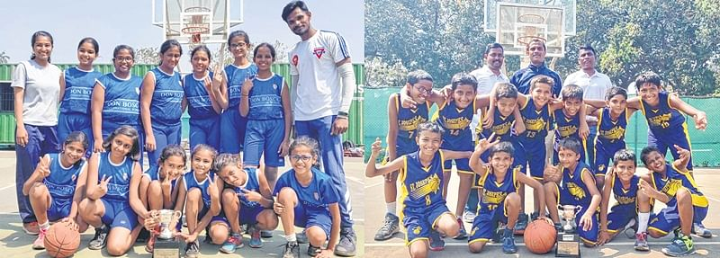 Inter-school basketball: Mixed fortune for Bosco cagers