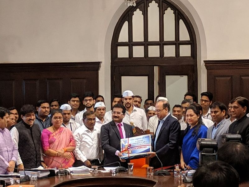 BMC Budget 2019: Tinker labs, international curriculum, CCTV cameras in BMC schools