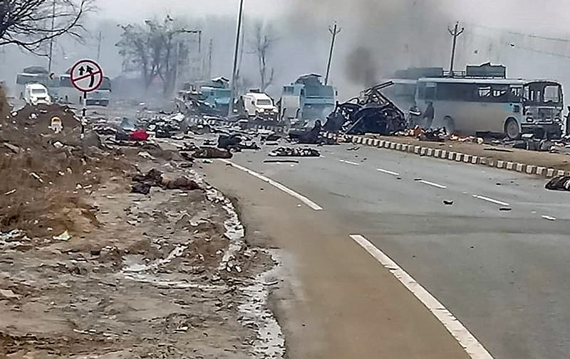 Pulwama attack (February 14, 2019):One of the deadliest terror attacks in which 40 Central Reserve Police Force (CRPF) personnel were martyred. A suicide bomber rammed a vehicle carrying over 100 kg of explosives into their bus in Pulwama district.