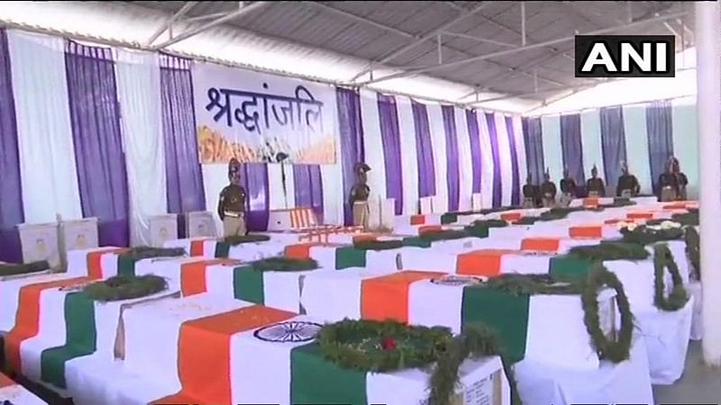 Pulwama terror attack: Mortal remains of CRPF men to be flown to their homes today