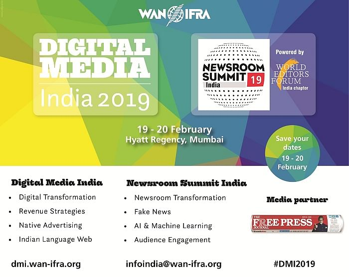 Digital Media India 2019