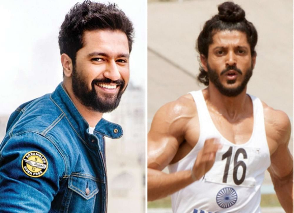 Did you know Vicky Kaushal's first audition was for Farhan Akhtar's 'Bhaag Milkha Bhaag'?