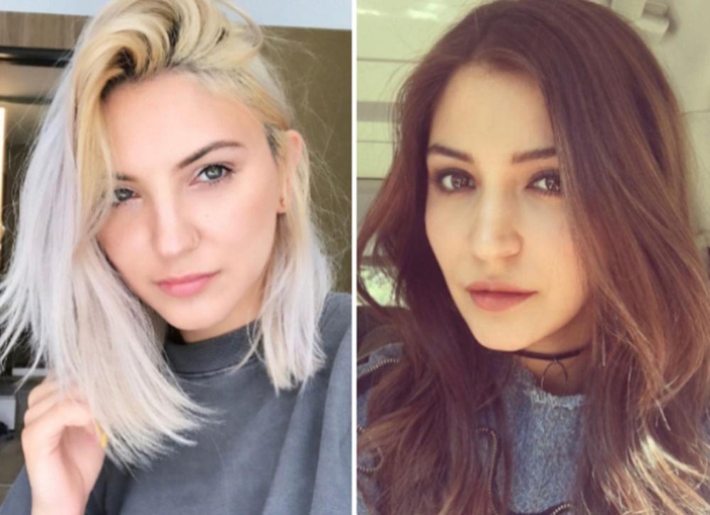 Doppelgangers Anushka Sharma, singer Julia Michaels acknowledge their uncanny resemblance on social media