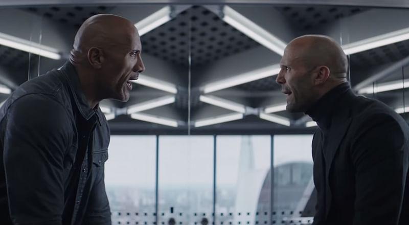 Dwayne Johnson starrer Hobbs & Shaw trailer promises an action-packed adventure