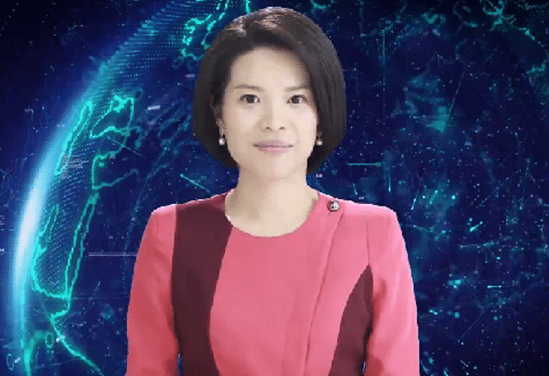 Robo anchor: World's first female AI news presenter is all set to go on air next month