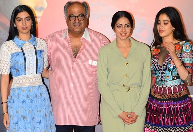 Ahead of Sridevi's death anniversary, Boney Kapoor to hold special puja in Chennai; Janhvi, Khushi others to attend