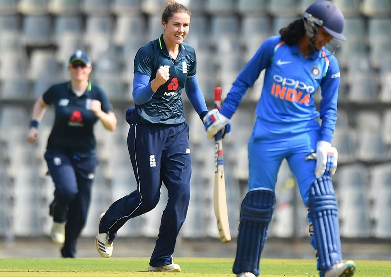 England women bundle out India for 202 after middle-order collapse in 1st ODI