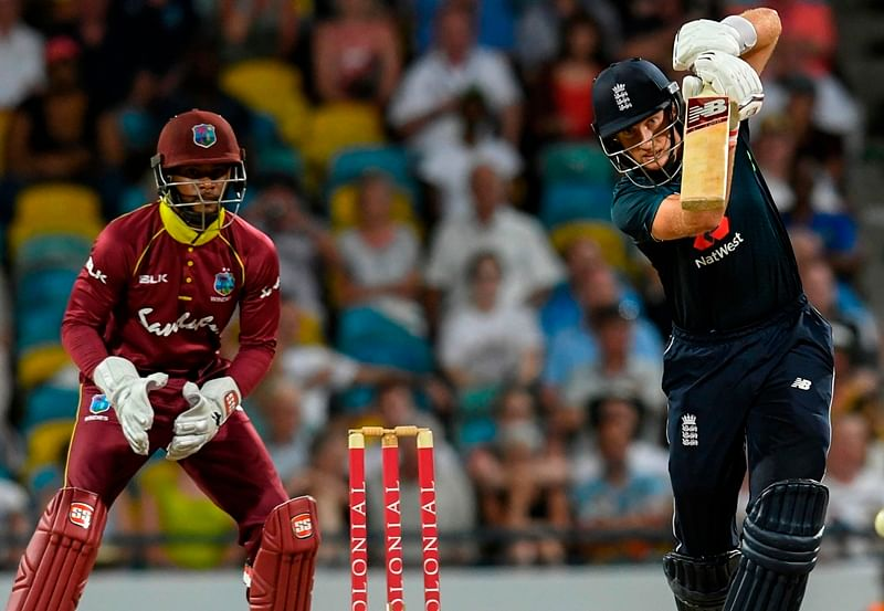 West Indies vs England 3rd ODI abandoned due to rain at Grenada