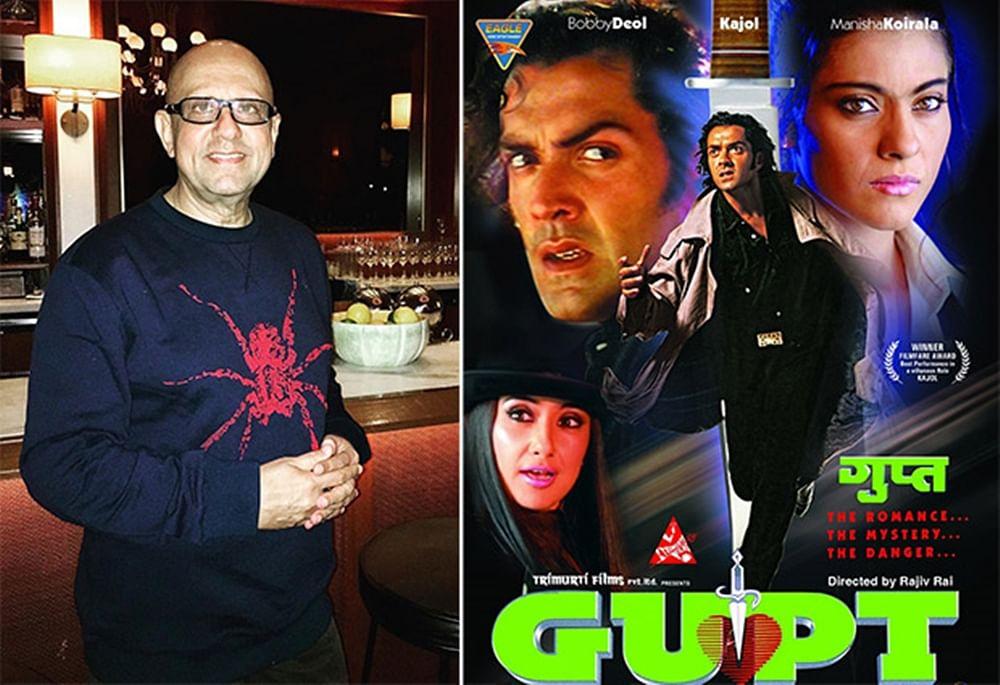 Rajiv Rai to franchise iconic thriller 'Gupt'