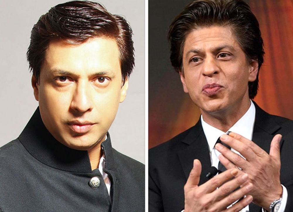 Shah Rukh Khan to team up for 'Inspector Ghalib' with Madhur Bhandarkar?