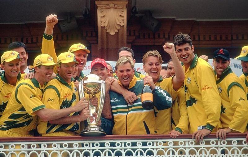 Australian cricket fans pick 1999 World Cup jersey for 2019-20 summer