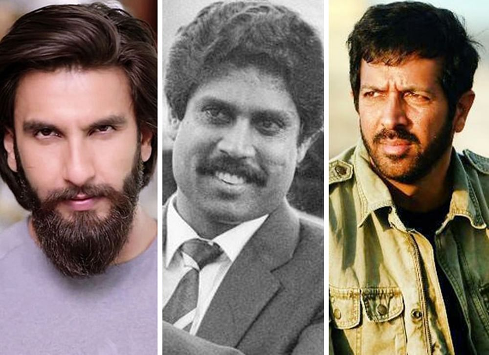 Ranveer Singh and the cast of '83' heads to Mohali for a training camp with Kapil Dev
