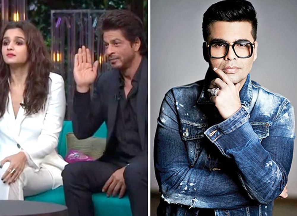 Koffee With Karan 6: Shah Rukh to skip Karan Johar's chat show for this reason?