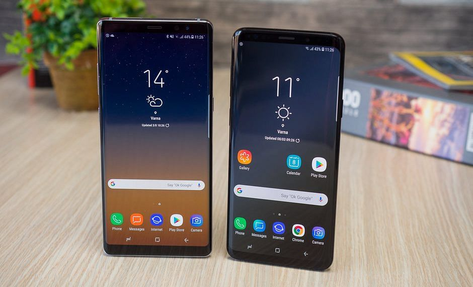 Samsung launches Android 9 Pie on S9, S9+ devices in US