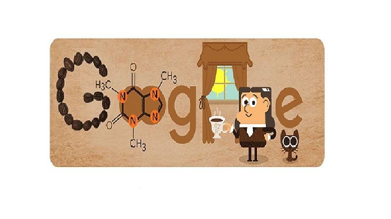 Google Doodle celebrates 225th birth anniversary of German chemist who invented caffeine