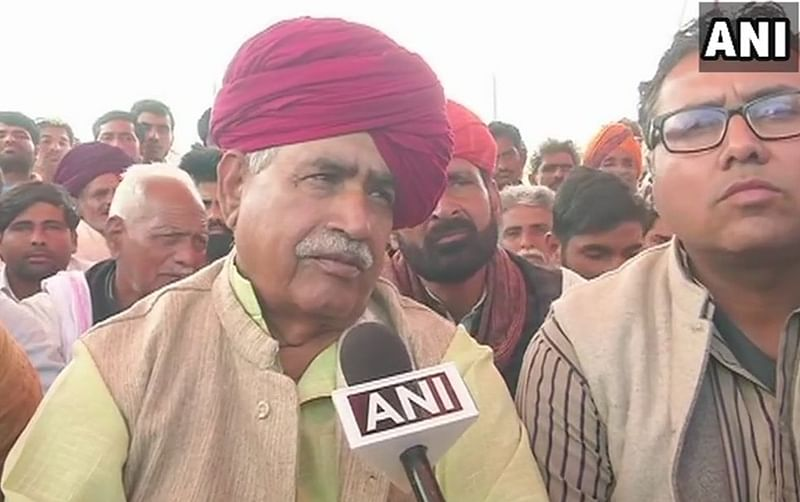 Kirori Singh Bainsla dumps Congress, joins BJP