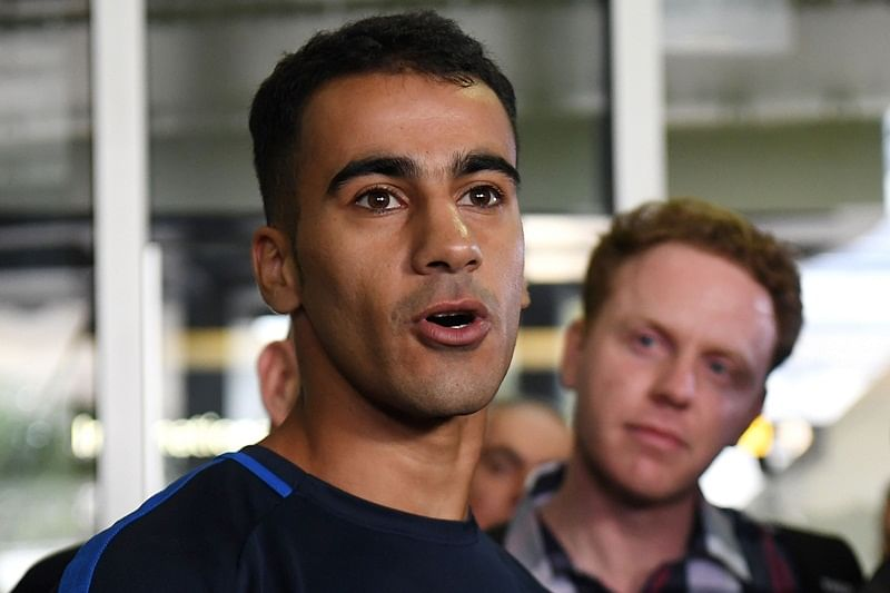 Australian refugee footballer Hakeem al-Araibi to be released soon in Thailand after Bahrain withdraws extradition request
