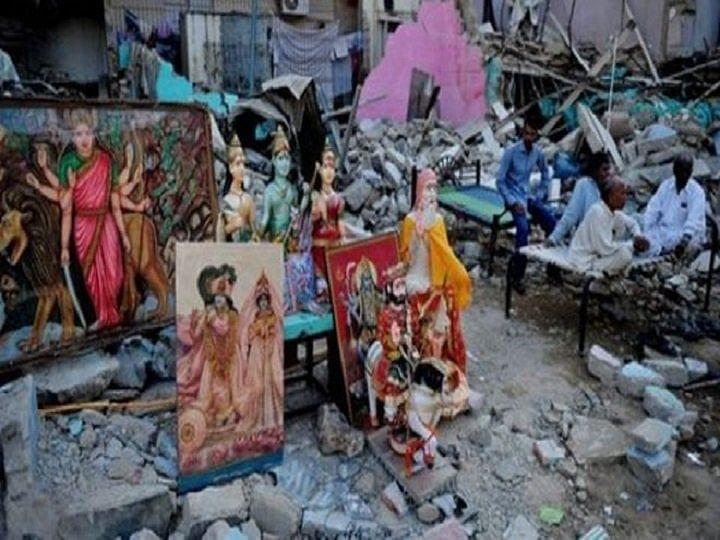 Hindu temple vandalised in Pakistan, PM Imran Khan orders swift action