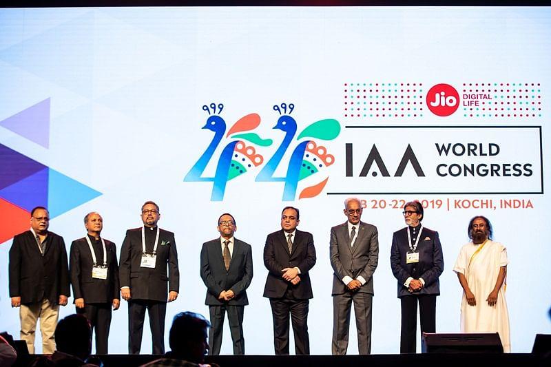 IAA honours industry legends with Golden Compass awards