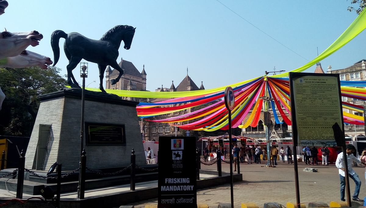 Kala Ghoda Arts Festival 2019: 10 art installations we had our eye on!