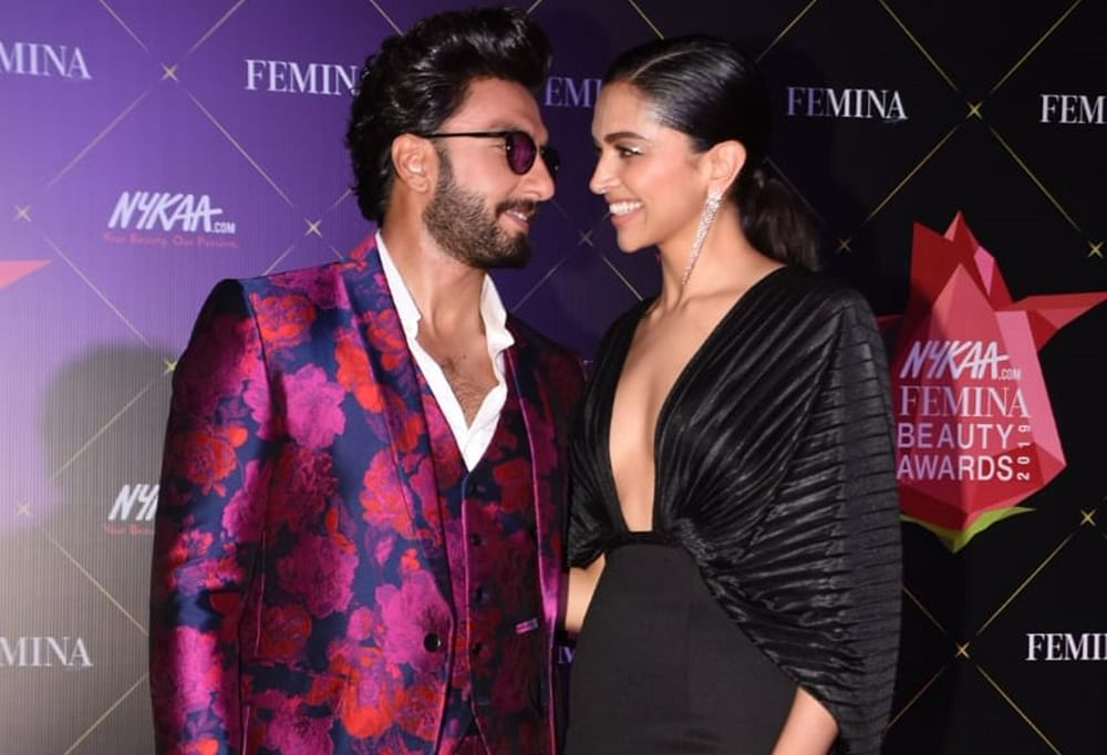 Deepika's 'yummy' comment on Ranveer's 'I'm sexy and I know it' video is the new kinky