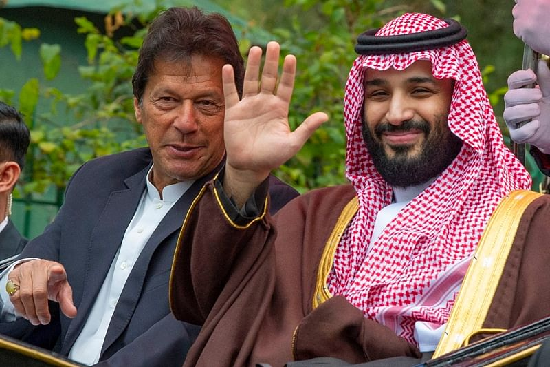 Imran Khan leaves for Saudi Arabia; bilateral and regional issues to be discussed