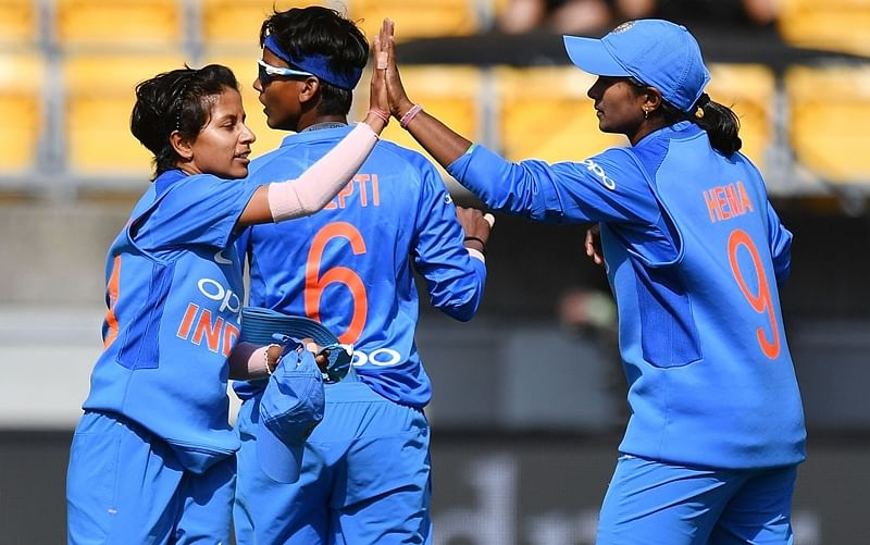 India Women vs New Zealand Women 2nd T20: Rodrigues' fifty lifts India to 135/6 against New Zealand