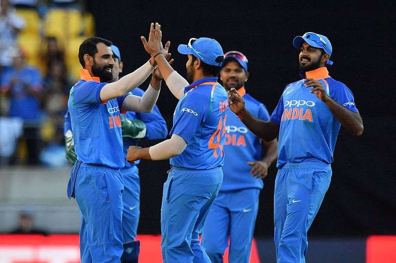 World Cup 2019: Indian team leaves for England, to play two warm up games