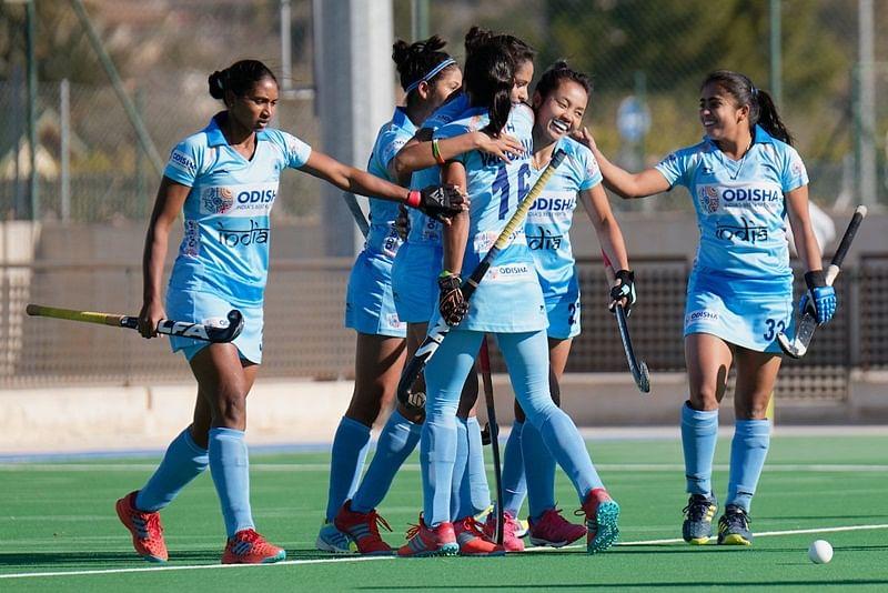 India vs Ireland hockey: Indian women shocks Ireland 3-0 in friendly match
