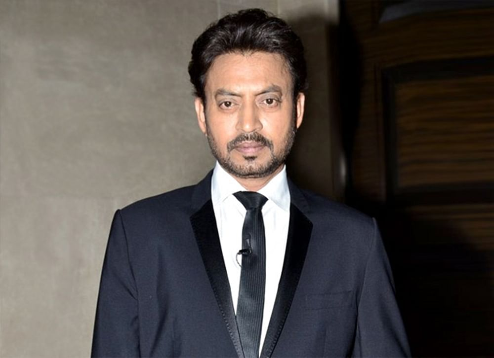 In Pic: Irrfan Khan makes rare appearance amidst tumour treatment