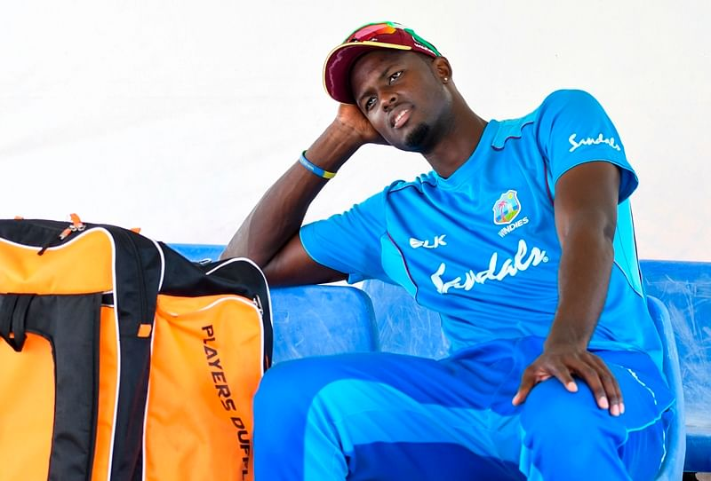 Jason Holder suspended for 3rd Test against England due to slow over-rate
